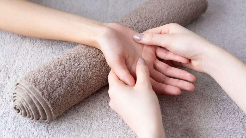 SKY-Kosmetologi Käsihoidot